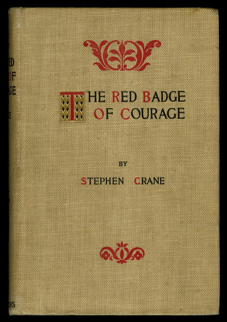 badge courage essay question red This one-page guide includes a plot summary and brief analysis of red badge of courage by stephen crane the red badge of red badge of courage question.